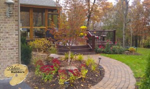 Lake Orion MI Porch Builder Trex Transcends Custom Railing