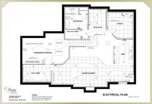DOUGLAS-BASEMENT-ELECTRICAL-PLAN