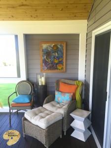 Oakland Twp MI Porch Builder Trex Transcends
